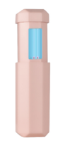 Ручной стерилизатор розовый