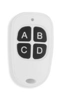Универсальный пульт РТ176 белый с белыми кнопками