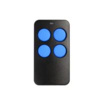 универсальный пульт для ворот РТ 2110 черный с синими кнопками
