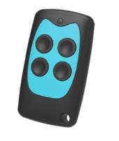 универсальный пульт для ворот PT 2111 черный с синими кнопками