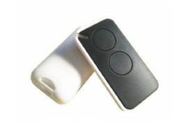 универсальный пульт для ворот РТ 190 черный с 2 кнопками