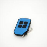 универсальный пульт РТ 2129 синий с черными кнопками